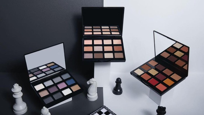 Super Pigmented dan Murah, Ini 7 Rekomendasi Eyeshadow Palette dari Brand Lokal!