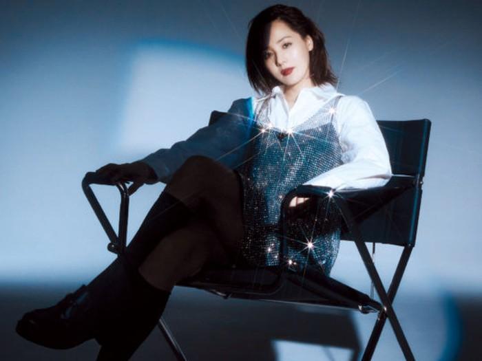 Sejak kontraknya bersama S.E.S berakhir, Eugene memutuskan untuk melanjutkan karier sebagai seorang aktris. Banyak judul drama populer yang ia bintangi, seperti Bread, Love, and Dreams, serta Creating Destiny / foto: wkorea.com