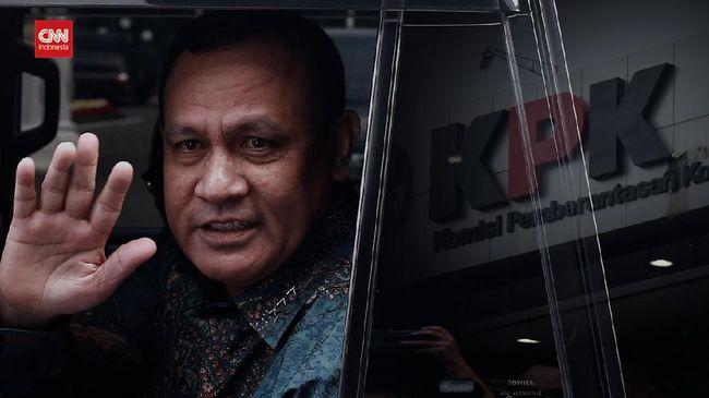 Juru Bicara KPK Ali Fikri mengatakan pihaknya telah mengirim surat kepada Komnas HAM terkait pemanggilan Komisioner KPK.