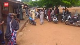 VIDEO: 150 Siswa Diculik Kelompok Kriminal Bersenjata Nigeria