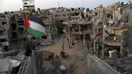Hamas Tuding PBB Tak Niat Setop Krisis Kemanusiaan di Gaza
