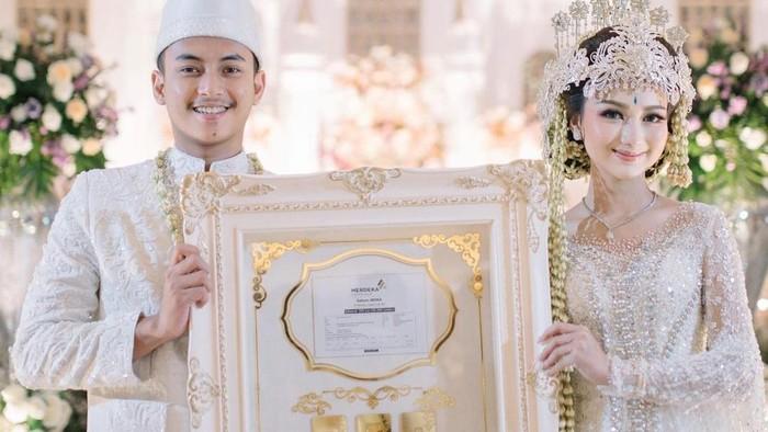 Cerita Pernikahan Nanda Arsyinta dengan Mahar Saham dan Emas