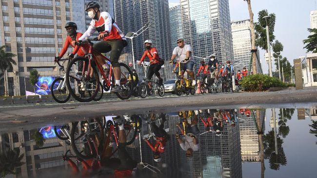 Pekan Depan, Uji Coba Sepeda Jadi Alat Transportasi Dimulai