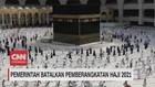 VIDEO: Indonesia Batalkan Pemberangkatan Haji 2021