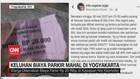 VIDEO: Keluhan Biaya Parkir Mahal di Yogyakarta