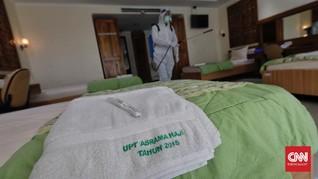Menag Izinkan Asrama Haji Tampung Pasien Isolasi Mandiri
