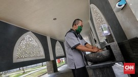Kemenkes: Prokes, Cara Kendalikan Pandemi Covid-19