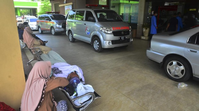 IDI Khawatir RS Kolaps Jika Kasus Covid-19 Tak Ditekan