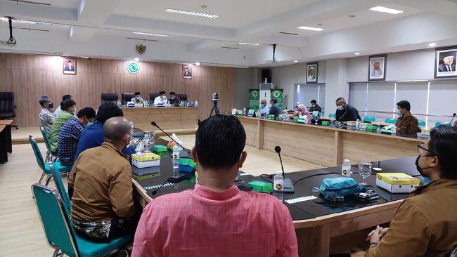 Pegawai KPK yang tak lolos tes wawasan kebangsaan (TWK) mengaku kesulitan untuk memperoleh dokumen hasil tes.