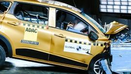 Hasil Uji Tabrak Renault Triber, Jauh Lebih Baik dari Kwid
