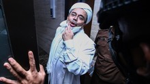 Pro Kontra Netizen Usai Rizieq Shihab Divonis 4 Tahun Penjara