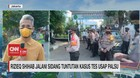 VIDEO: Rizieq Shihab Jalani Sidang Tuntutan Tes Usap Palsu