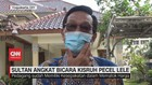 VIDEO: Sultan Angkat Bicara Kisruh Pecel Lele