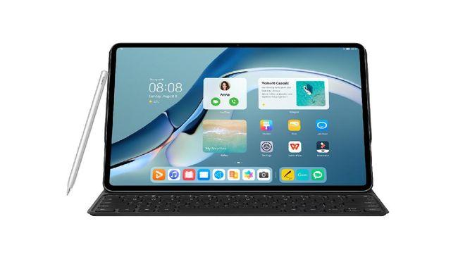 Huawei meluncurkan tiga tablet baru sekaligus yang menggunakan operating system Harmony sebagai pengganti Android.