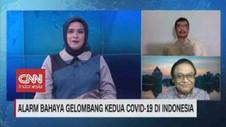 VIDEO: Alarm Bahaya Gelombang Kedua Covid-19 di Indonesia