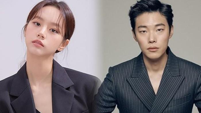Tepis Isu Putus, Hyeri Girl's Day dan Ryu Joon Yeol Terciduk Nikmati kencan
