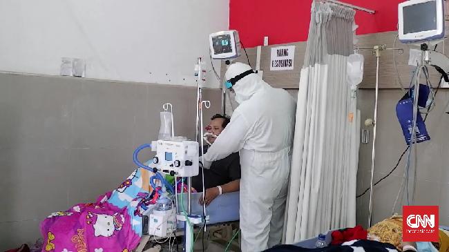 Temuan IDI: RS Mulai Seleksi Pasien Covid Imbas Lonjakan BOR