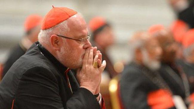 Kepala Gereja Katolik di Jerman, Reinhard Marx, mengajukan pengunduran diri karena mengaku turut bertanggung jawab atas 'bencana pelecehan seksual' di gereja.