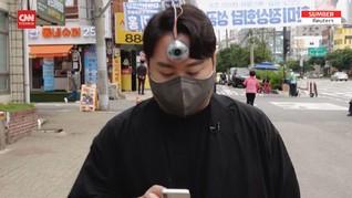 VIDEO: Desainer Buat Mata Ketiga untuk Pecandu Smartphone
