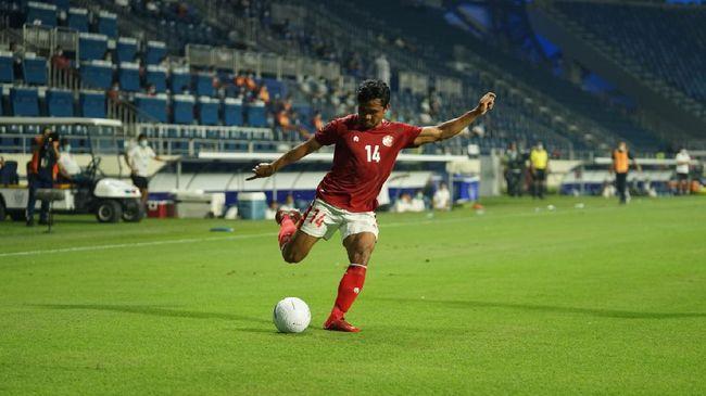 Ambisi timnas Indonesia untuk membalas kekalahan dari Vietnam pada final SEA Games 2019 tidak berbuah manis.