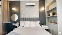 <p>Berikut penampakan kamar tidur milik Wirda Mansur, Bunda. Terlihat mewah ya, seperti di hotel berbintang? (Foto: YouTube Wirda Mansur)</p>