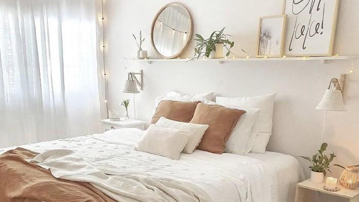 7 Warna Cat Kamar Tidur yang Cocok untuk Ruangan Sempit