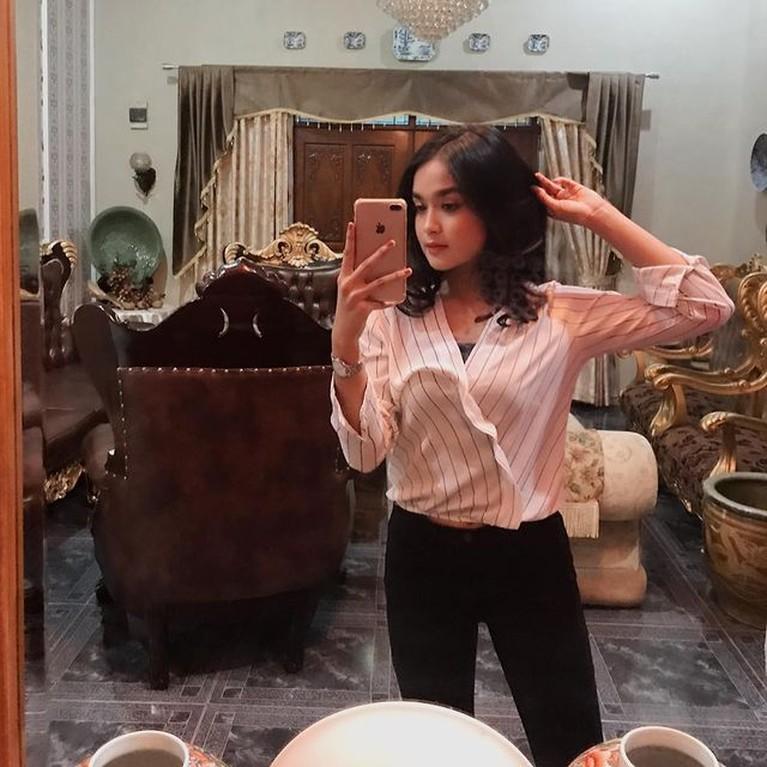 Pesona Hanna Kirana Pengganti Lea Ciarachel di Sinetron Zahra