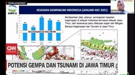 VIDEO: Potensi Gempa Dan Tsunami Di Jawa Timur