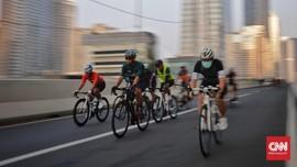 Wagub DKI Sebut Kebijakan Road Bike Lewat JLNT Belum Final