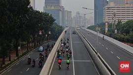 Picu Konflik, Kebijakan Road Bike Lewat JLNT Bakal Didemo