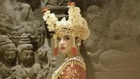 <p>Nama lengkap putri Puti Soekarno ini panjang banget lho, Bunda. Yakni Rakyan Ratri Syandriasari Mardikawati Guntur Soekarnoputri Kameron. (Foto: Instagram @syandria)</p>