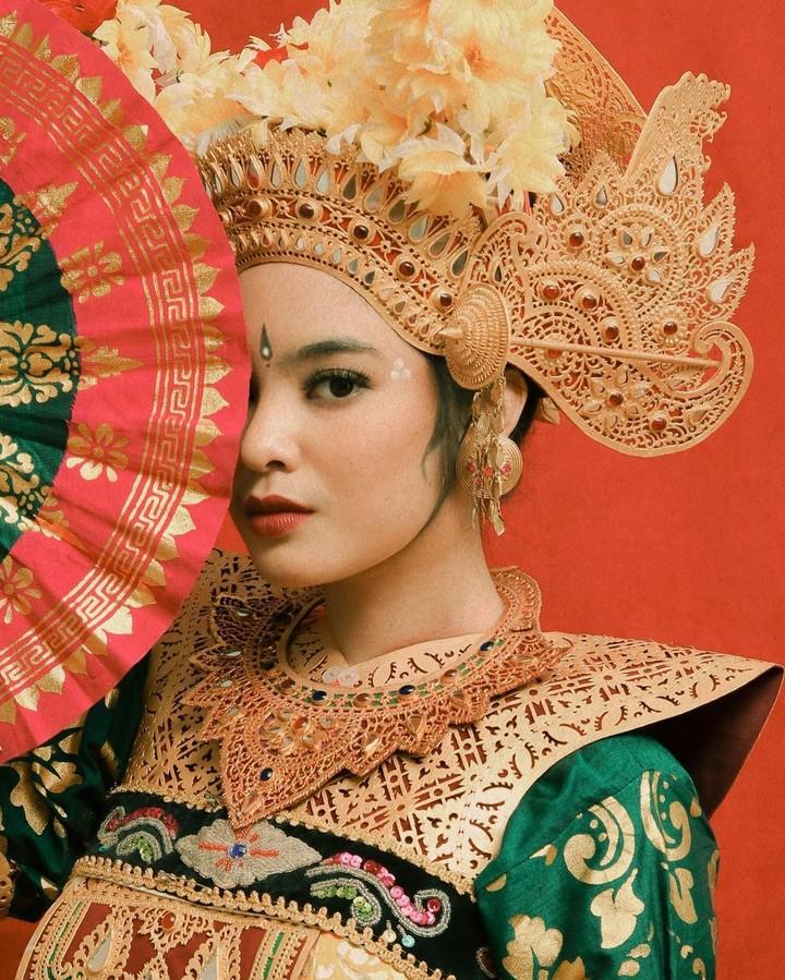 Syandria Kameron, cicit Soekarno