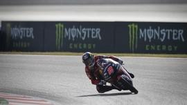Hasil FP3 Moto3 Belanda: Duo Indonesia Gresini 10 Besar