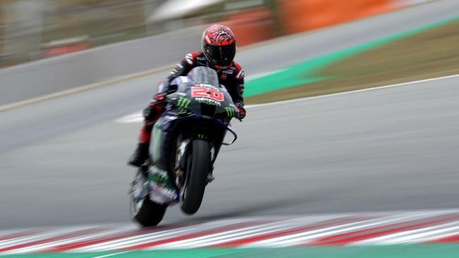 Drama terjadi pada Kualifikasi MotoGP, Moto2, dan Moto3 Catalunya 2021 yang diwarnai sukses dua tim Indonesia.