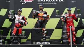 Klasemen MotoGP Usai Oliveira Menang di GP Catalunya