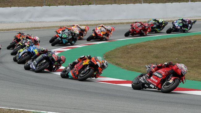 Link live streaming MotoGP Jerman 2021 bisa disaksikan melalui CNNIndonesia.com di sini.