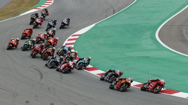 MotoGP Jerman 2021 bisa disaksikan secara live streaming. Tonton live streaming Trans7 MotoGP Jerman 2021 di sini.