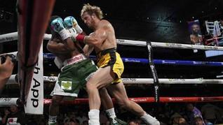 Tak Seperti Tyson, Foreman Nikmati Duel Mayweather vs Logan