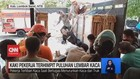 VIDEO: Kaki Pekerja Terhimpit Puluhan Lembar Kaca