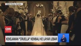 VIDEO: Kekejaman Cruella Kembali ke Layar Lebar