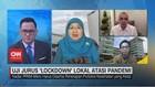VIDEO: Uji Jurus 'Lockdown' Lokal Atasi Pandemi