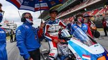 Bendsneyder Disebut Antusias Sambut Moto2 Belanda