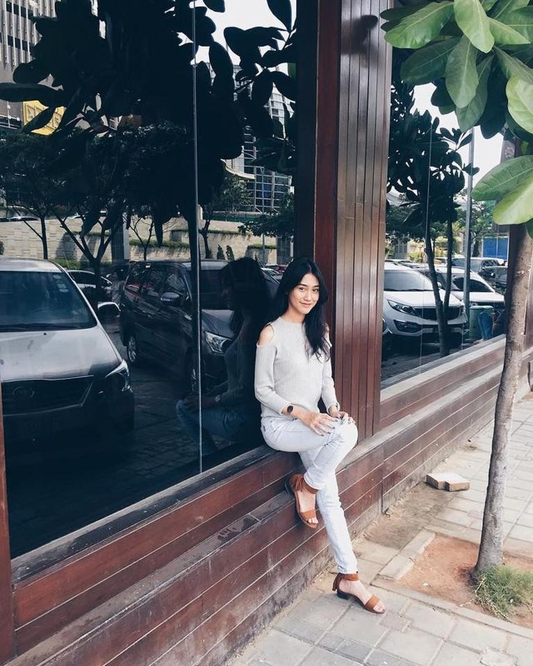Pesona Regina Kandou Calon Pemain Baru 'Ikatan Cinta'