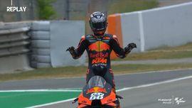 VIDEO: Kemenangan Apik Oliveira di MotoGP Catalunya