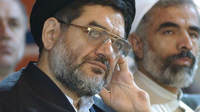 Ulama Syiah Iran yang juga pendiri kelompok militan Libanon Hizbullah, Ali Akbar Mohtashamipour meninggal dunia.