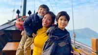 <p>Penyanyi Shanty Paredes dikaruniai dua anak berparas tampan usai menikah dengan pria asal Ekuador bernama Sebastian. Kedua buah hatinya diberi nama Arjuna dan Enrico. (Foto: Instagram: @shantyparedes)</p>