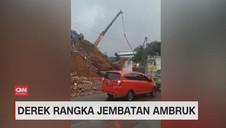 VIDEO: Derek Rangka Jembatan Ambruk