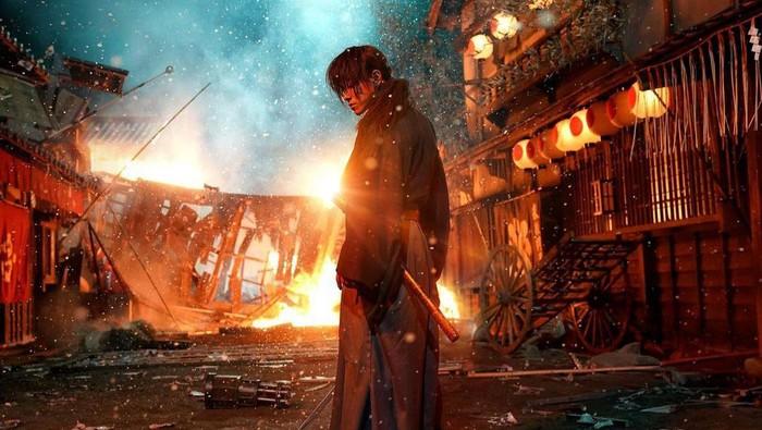 Rurouni Kenshin: The Final Tayang Juni di Netflix, Catat Tanggalnya!