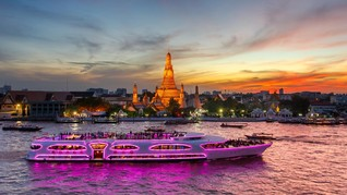10 Tempat Wisata di Bangkok Thailand yang Terkenal