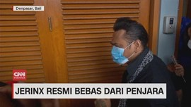 VIDEO: Jerinx Resmi Bebas dari Penjara
